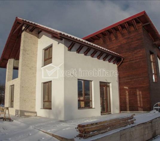 Vanzare casa/pensiune agroturistica la 12,5 km de Cluj-Napoca