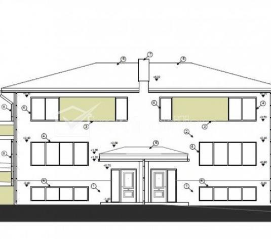 Vanzare duplex 110 mp, Floresti, zona usor accesibila