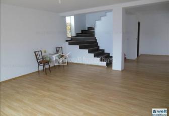 Cumpara casa finisata tip duplex, 160 mp, cu garaj, curte 300 mp, in Gilau