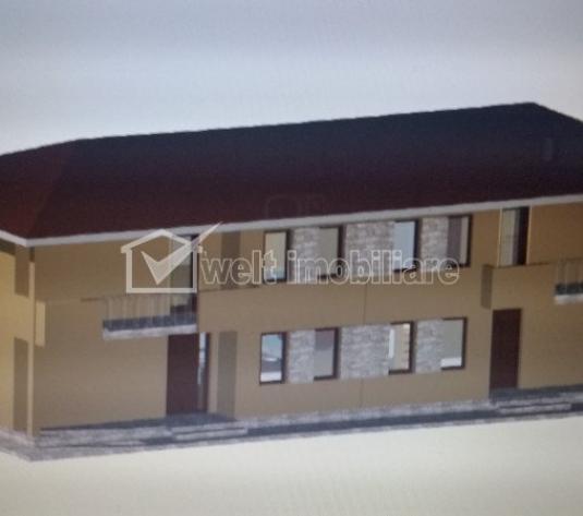 Vanzare casa individuala cu 4 camere in Floresti, zona Terra