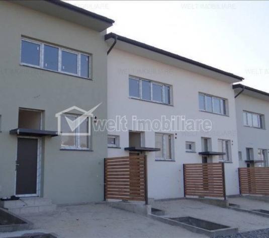 Casa insiruita de vanzare, in Europa, ansamblu privat, 94 mp, teren 120 -220 mp
