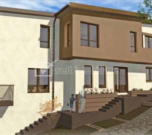 Vila individuala alipita,119 mp utili,215mp teren,3 dormitoare,zona Edgar Quinet