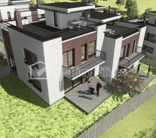 Vanzare case cuplate, zona noua dezvoltare, zona Emerson