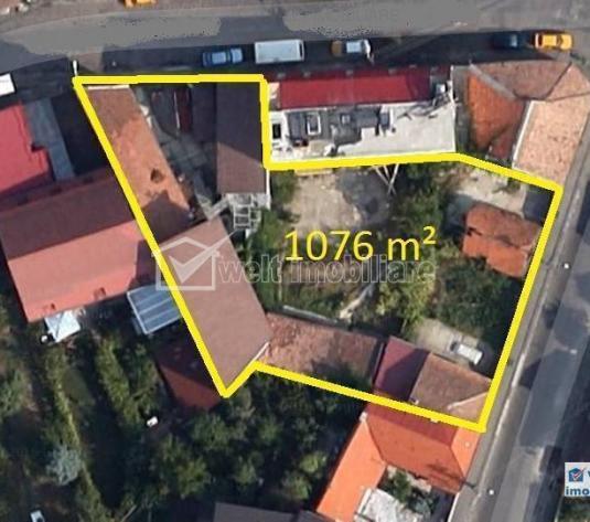 Vanzare teren 1076 mp, Hasdeu, incadrare LIP, Cluj-Napoca