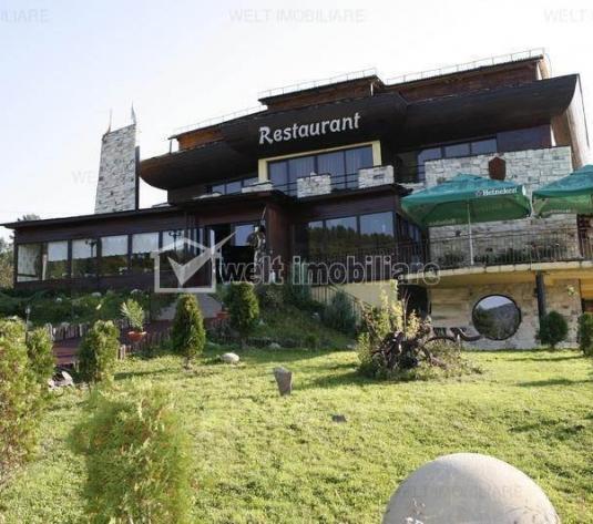 Vanzare restaurant/pensiune in Feleacu, 800 mp utili si 3500 mp teren.