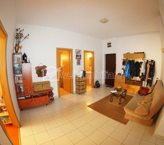 Inchiriere apartamet spatios (110 mp), 4 camere, zona superba, ideal familie