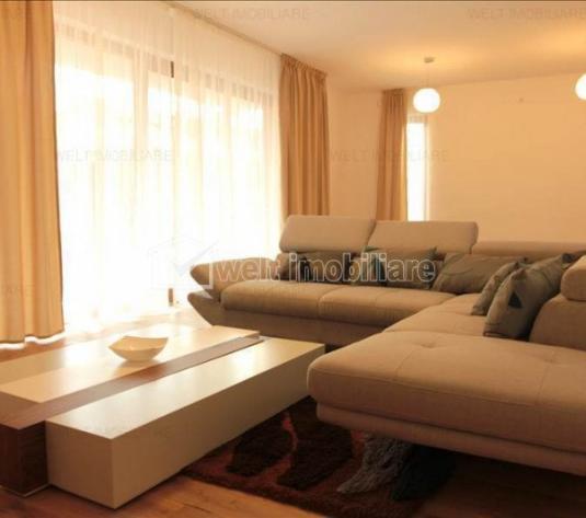 Inchiriere apartament in vila, finisaje de lux, cartierul A. Muresanu