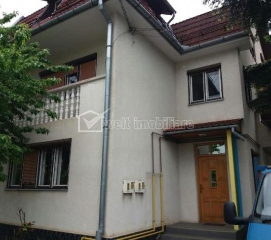 Casa pentru birouri, Gheorgheni