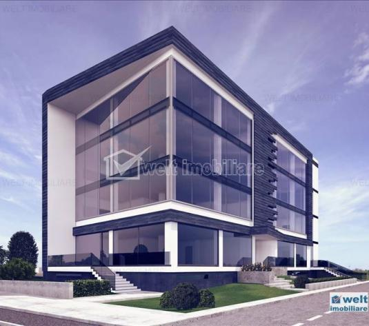 Spatiu de inchiriat in cartierul Buna-Ziua, etajul 1 integral, 287 mp open space
