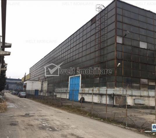 Hala Industriala 1000mp H=11m zona Bdul Muncii