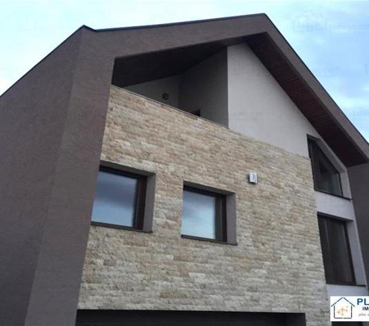 Casa pentru familii, 4 dormitoare+birou, ultrafinisata, teren 600 mp