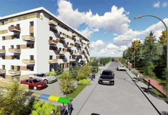 Apartamente 3 camere, de la 800 euro/ mp zona Polus !