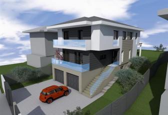 Vanzare casa unifamiliala cu 500 mp teren in Faget