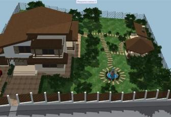 Vanzare teren 1000 mp cu proiect autorizat