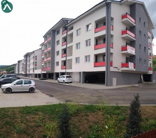 Apartamente 1 camera, 750 euro/mp, TVA inclus, Ansamblul Rezidential Baciu - imagine 1