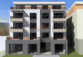 Vanzare apartament 2 camere, 69 mp, zona strazii Borhanciului!