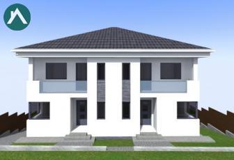 Casa D+P+1et, S=155mp, semifinisata, teren 245mp, Manastur