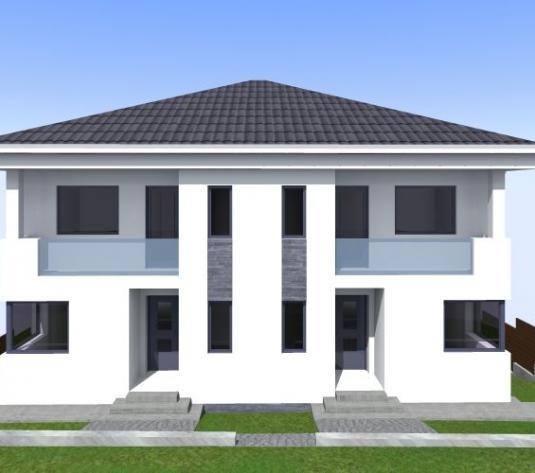Duplex cu priveliste, cartierul Manastur