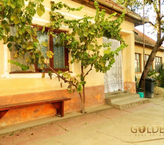 Vand casa cu 4 camere, localitatea Pecica, suprafata teren 827 mp (ID: 1075)