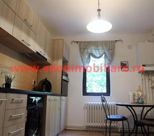 Apartament 2 camere de inchiriat in Cluj, zona Marasti, 430 eur