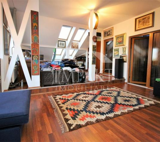 Apartament de vanzare 5 camere  in Cluj Napoca -  Andrei Muresanu