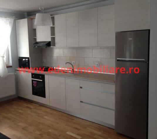 Apartament 2 camere de inchiriat in Cluj, zona Calea Turzii, 465 eur