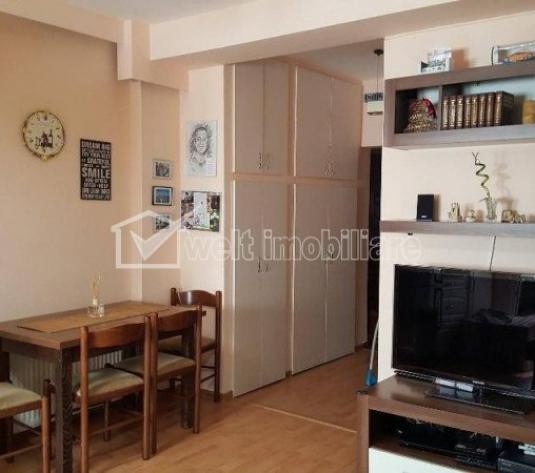 Apartament 3 camere finisat, mobilat, utilat, in Iris