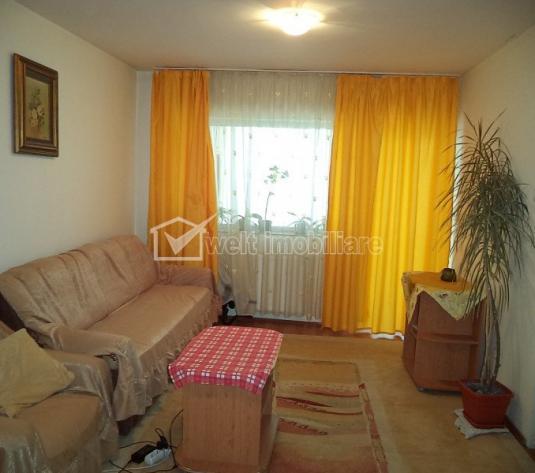 De vanzare apartament cu 3 camere, cartier Someseni, zona Barc