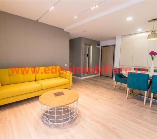 Apartament 3 camere de inchiriat in Cluj, zona Calea Turzii, 1000 eur