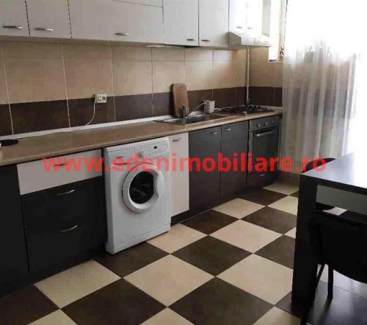 Apartament 2 camere de inchiriat in Cluj, zona Europa, 420 eur