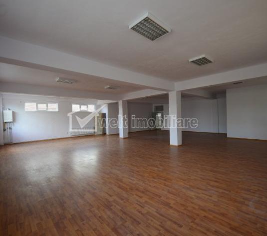 Spatiu birouri sau showroom 220mp open space, finisat, zona pietei 1 Mai