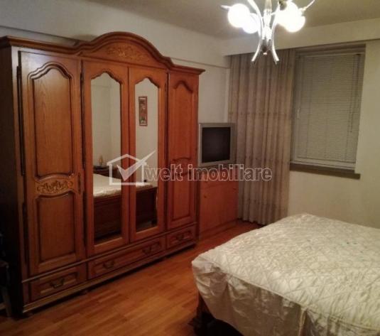 Apartament  2 camere, finisat, mobilat, zona Bulgaria