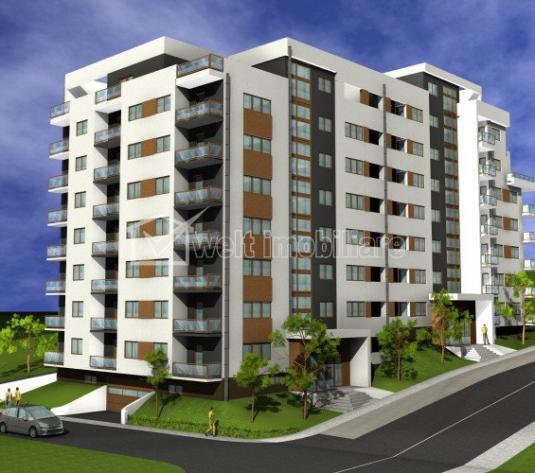 Vanzare apartamente cu 2, 3 si 4 camere, constructie noua, zona Calea Baciului