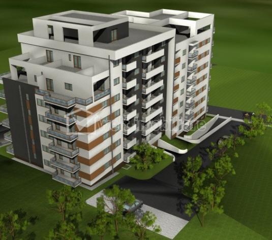 Vanzare apartamente cu 2, 3 si 4 camere, Calea Baciului