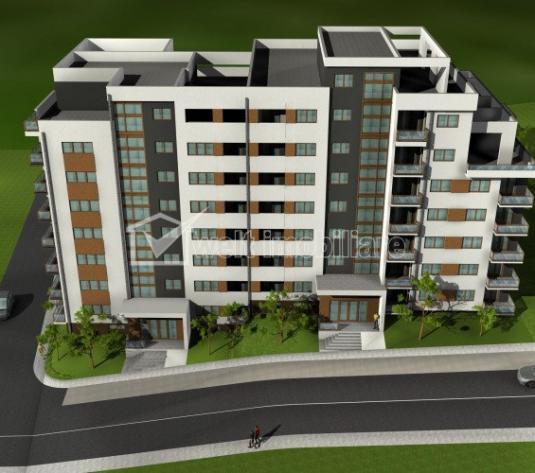 Vanzare apartamente cu 2, 3 si 4 camere, proiect nou, Calea Baciului