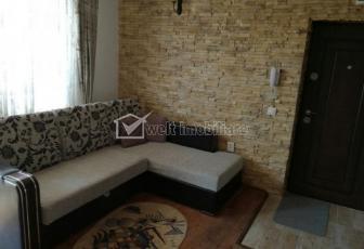 Apartament 2 camere, finisat, mobilat, utilat, in Baciu