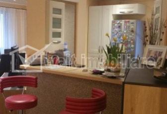 Apartament cu 3 camere, lux, cu GARAJ, in zona Oncos, Buna Ziua