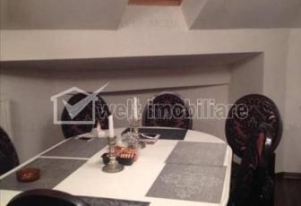 Apartament cu 4 camere, semidecomandat,  de vanzare in Baciu