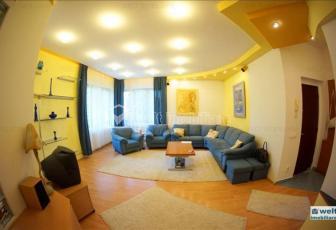 Vanzare apartament 4 camere, in vila, cu gradina de 90 mp, Andrei Muresanu