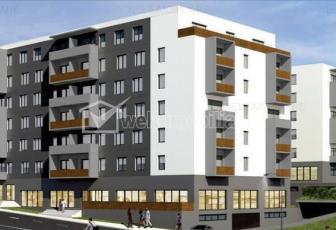 Apartamente imobil nou, Dambu Rotund, zona foarte buna, pret de la 1150 Euro/mp