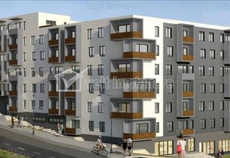 Apartamente imobil nou, Dambu Rotund, zona foarte buna, pret de la 990 Euro/mp