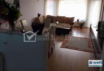 Vanzare apartament 3 camere, A. Muresanu, confort sporit, etaj 2, mobilat