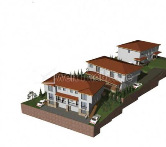Vanzare duplex cu garaj, situat in Floresti, zona centrala