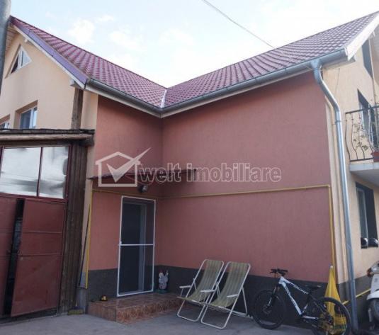 Vanzare casa tip duplex cu 5 camere, 116mp, zona Somesului, gradina