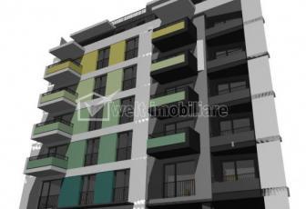Apartament cu 2 camere, 55 mp, zona Garii, finalizare Iunie 2018, comision 0%