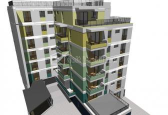 Apartament 2 camere, 55 mp, zona Garii, terasa de 37 mp, comision 0%