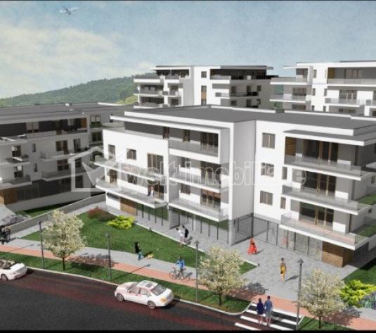 Apartament 2 camere in bloc tip vila, Borhanci, panorama deosebita