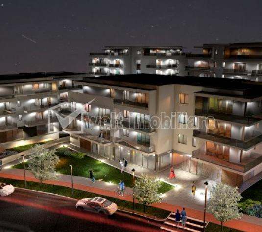 Penthouse 3 camere, complex rezidential de lux, acces facil spre Centru