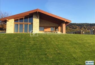 Casa cu priveliste spectaculoasa, teren 2000 mp in Faget-Salicea, Cluj