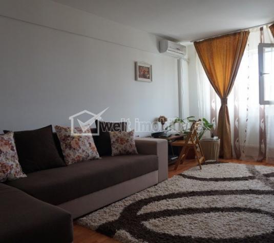 Vanzare apartament 1 camera, cu parcare subterana, zona Calea Turzii
